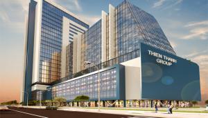 Thiết kế tòa nhà Thiên Thanh